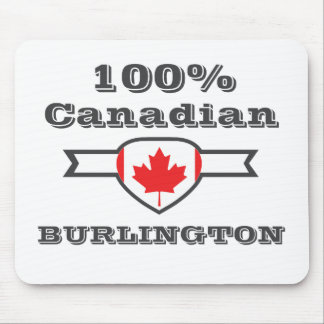 Burlington 100% tapis de souris