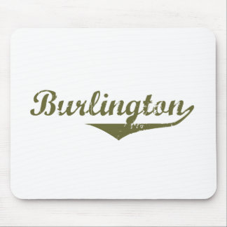 Burlington Tapis De Souris
