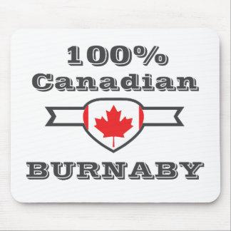 Burnaby 100% tapis de souris