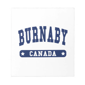 Burnaby Bloc-note