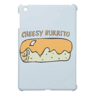 Burrito de fromage sur le zazzle coques iPad mini