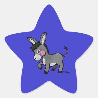 Burro de MI Sticker Étoile