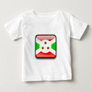 Burundi T-shirt Pour Bébé