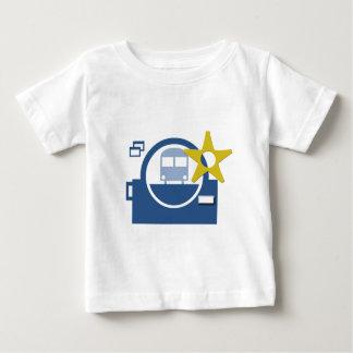 bus t-shirt pour bébé