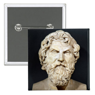 Buste d'Antisthenes Badge
