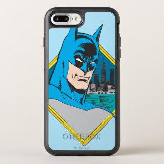 Buste de Batman Coque OtterBox Symmetry iPhone 8 Plus/7 Plus