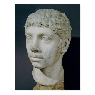 Buste de Heliogabalus Carte Postale