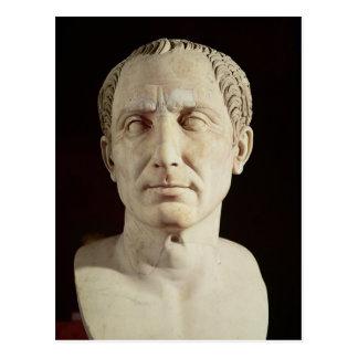 Buste de Jules César 2 Cartes Postales