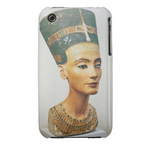 Buste de la Reine Nefertiti, du studio du Sc Coque iPhone 3