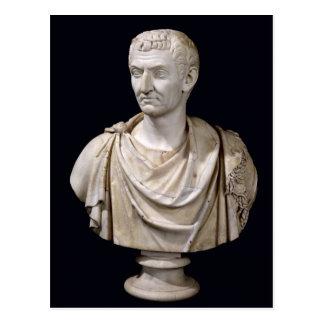 Buste de Marcus Cocceius Nerva Carte Postale
