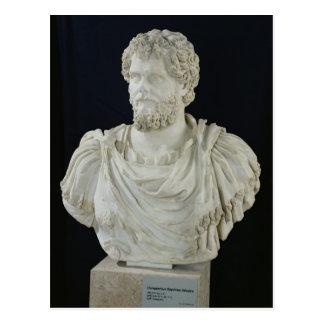 Buste de Septimus Severus Carte Postale