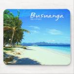 Busuanga - paradis d'île tapis de souris