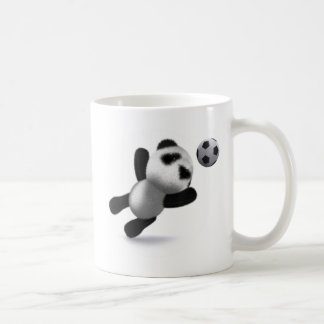but de panda du bébé 3d ! mug