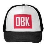 Butin de DBK Casquette