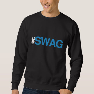 Butin de hashtag de butin sweatshirt