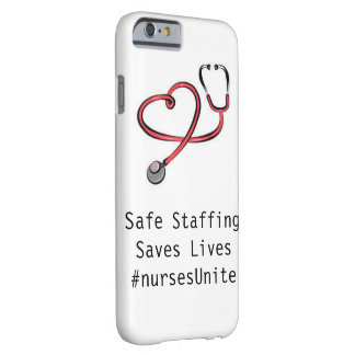 Butin de personnel sûr d'IPhone 6 Coque iPhone 6 Barely There