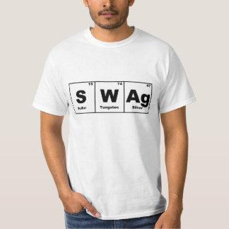 Butin de Tableau périodique T-shirts