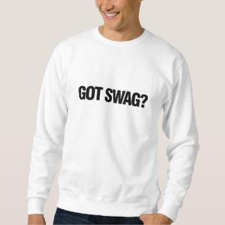 Butin obtenu ? sweat-shirts