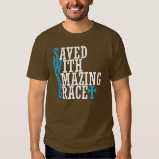 BUTIN sauvé avec le tee - shirt extraordinaire T T-shirt