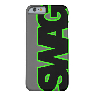 BUTIN vert au néon Coque Barely There iPhone 6