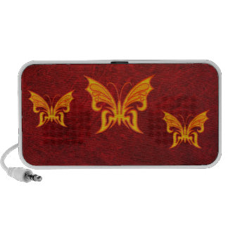 Butterfly-Speaker Mini Haut-parleur