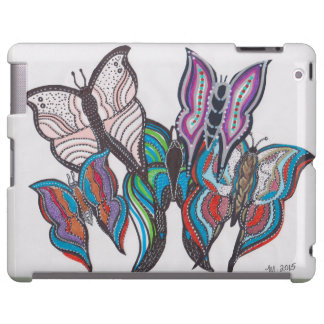 Butterflys 3 coque iPad