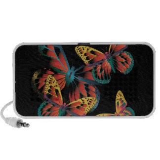 Butterflys Haut-parleur