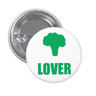 "Button «Broccoli Lover "" Badges"