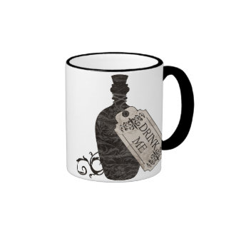 Buvez-moi bouteille mug ringer