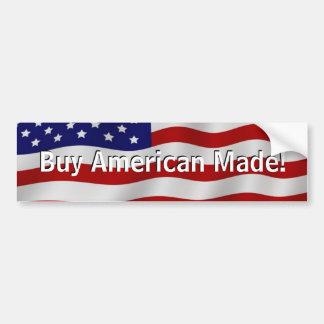 BuyAmerican a fait Autocollant De Voiture