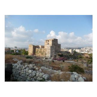 Byblos, Liban Carte Postale