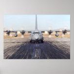 C-130 Hercule Poster