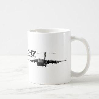 C-17 Globemaster III Mug Blanc