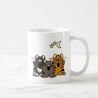 C.A. chats impressionnants de chant Mug
