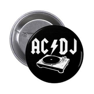 C.A. DJ BADGES