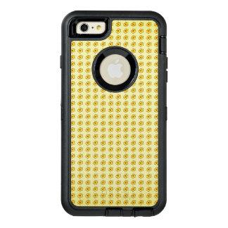 (C) caisses Marguerite-Fou-Jaunes de Coque OtterBox iPhone 6 Et 6s Plus