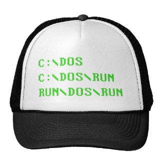 C:\DOS C:\DOS\RUN COURU \ DOS \ COURENT la Casquette De Camionneur