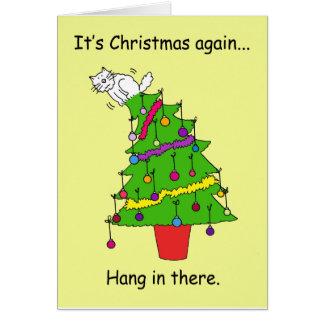 C est Noël encore coup dedans là Cartes