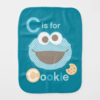 C est pour le bébé de biscuit linge de bébé