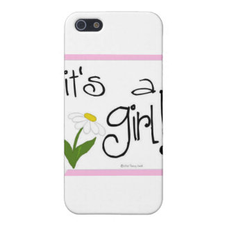 C est une fille manières mignonnes d annoncer un étui iPhone 5