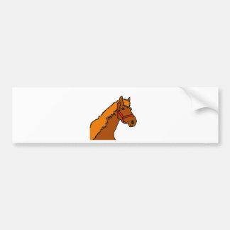 C Horsehead.jpg Autocollant Pour Voiture