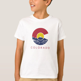 C le Colorado T-shirt