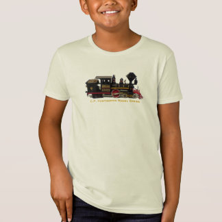C.P. T-shirt modèle de Moteur-enfants de