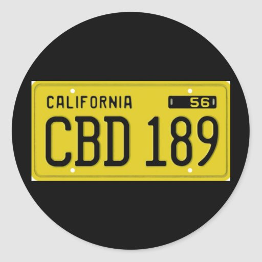 CA56 AUTOCOLLANT ROND