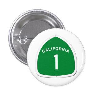 CA 1 bouton Badge