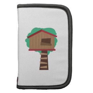 Cabane dans un arbre organiseur