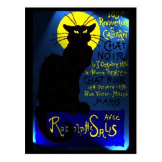 Cabaret du Chat Noir Carte Postale