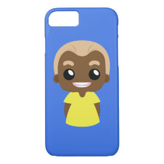 cabine d'oncle Tom Coque iPhone 7