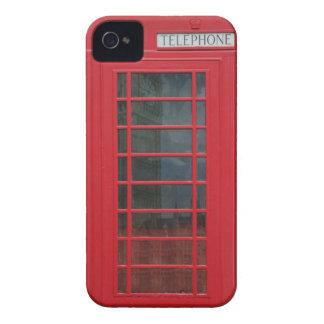 Cabine téléphonique coque iPhone 4