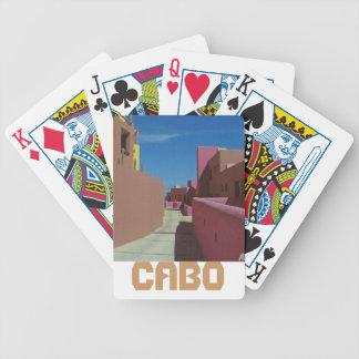 Cabo Basse-Californie, cartes de jeu du Mexique Jeu De Cartes